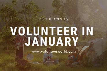 Blogpost feat image 1 370x247 Best Places to Volunteer in January [2021]