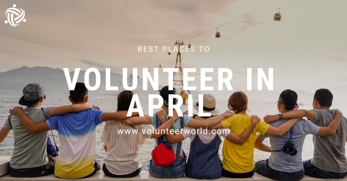 Blogpost feat image 1170x612 Best Places to Volunteer in April [2021]